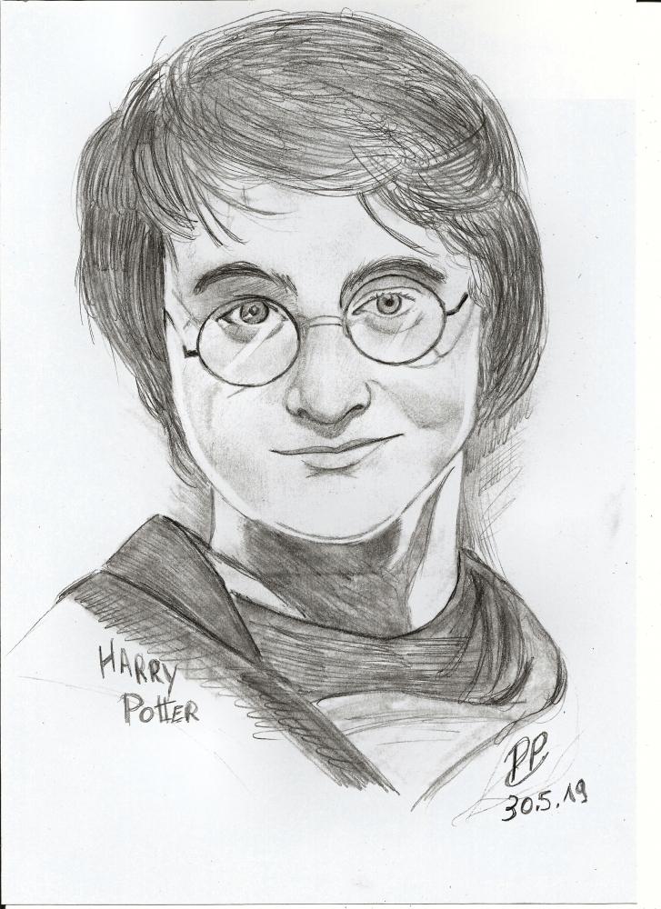 Daniel Radcliffe par Patoux